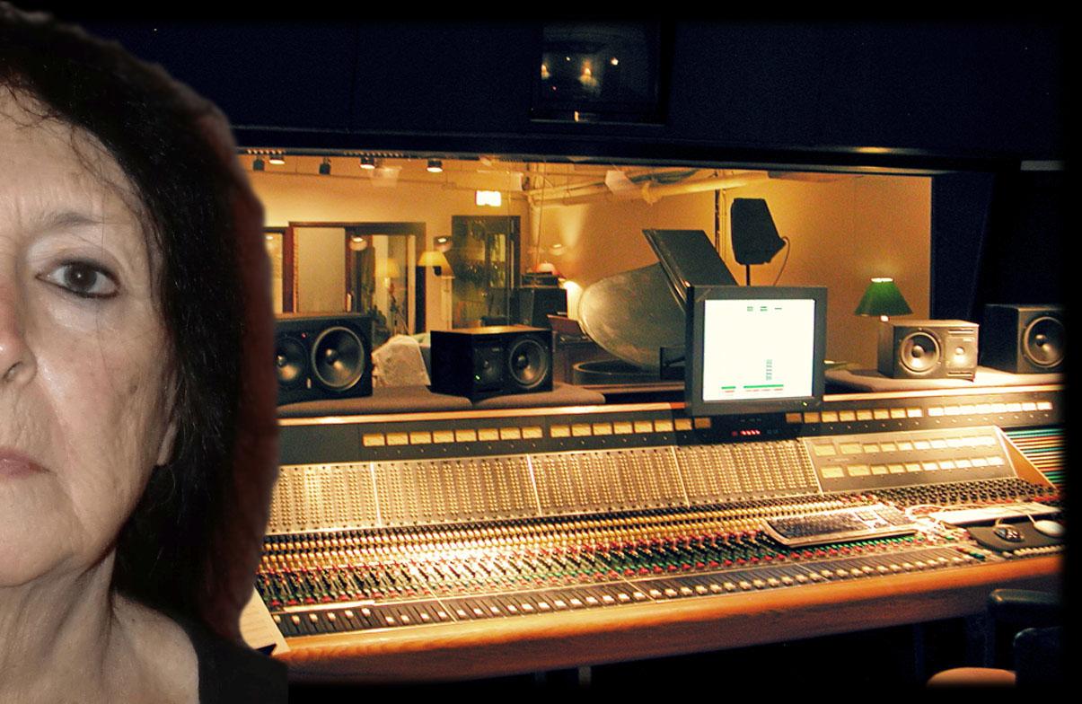 sandy recording